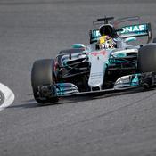Formule 1 : Hamilton s'impose au Japon et se rapproche du titre