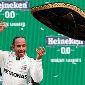 Formule 1 : Une nouvelle victoire mais pas de sacre pour Hamilton au Mexique