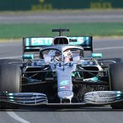 Formule 1 : les classements à l'issue du GP d'Australie