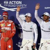 GP Bahreïn : Bottas signe sa première pole position