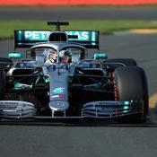 GP d'Australie : Hamilton reste le roi de la pole à Melbourne