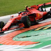 GP d'Italie : Charles Leclerc sur sa lancée en essais libres