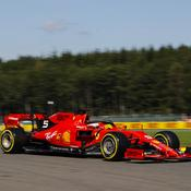 GP de Belgique : Les Ferrari prennent les devants