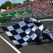 GP de Hongrie : le dépassement de Hamilton sur Verstappen pour la victoire