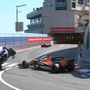 GP de Monaco : Jenson Button envoie dans les cordes Pascal Wehrlein (vidéo)