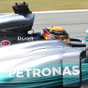 GP Espagne : Hamilton en pole devant Vettel