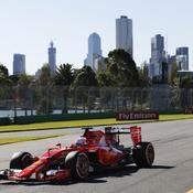 Grand Prix d'Australie : le résultat des qualifications