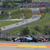 Grand Prix d'Autriche : les résultats en direct