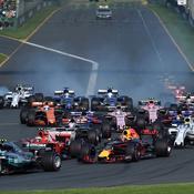 Départ du Grand Prix
