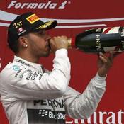 Hamilton : «J'avais besoin de cette victoire»