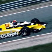 L'Atelier Renault célèbre ce week-end les 40 ans de sa première victoire en Formule 1