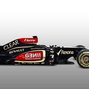 La Lotus E21 en vidéo