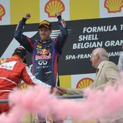 Le cavalier seul de Vettel