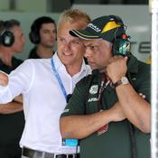 Heikki Kovalainen chez Caterham