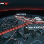 Le Vietnam, nouveau venu du calendrier F1