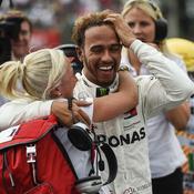 Lewis Hamilton, as du volant et jet-setter