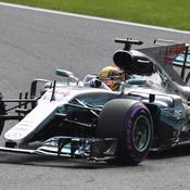 Lewis Hamilton égale Michael Schumacher