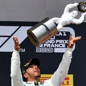 F1 : Lewis Hamilton, incontestable roi de France