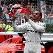 Lewis Hamilton, prince de Monaco
