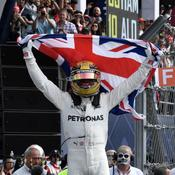Lewis Hamilton, une saison «bénie des dieux»