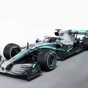 Mercedes, le champion se dévoile