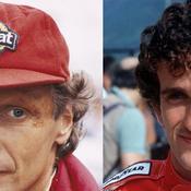 Niki Lauda - Alain Prost: la beauté du duel de 1984