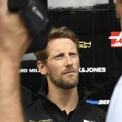 Pour Romain Grosjean, l'avenir en F1 s'assombrit fortement