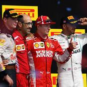Räikkönen, vainqueur à 39 ans : «Je vieillis mais je ne suis pas encore trop mal»