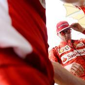 Räikkönen, où es-tu ?