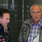Christian Horner (Team Principal de Red Bull) et Dietrich Mateschitz (Propriétaire)