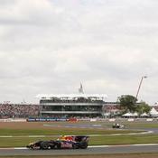 Le circuit de Silverstone