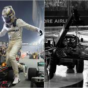Tops/Flops du Grand Prix de Singapour : Hamilton le grand gagnant, les Ferrari dans le chaos