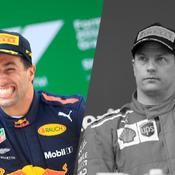 Tops/Flops GP de Chine : Ricciardo masterclass, Ferrari s'est raté