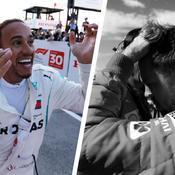 Tops/Flops GP du Japon: Hamilton empereur, Vettel l'erreur de trop