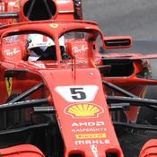 Vettel à la fête, Hamilton en plein désarroi