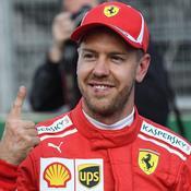 Vettel en pole position à Bakou devant Hamilton