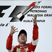 Vettel : «Je me suis fait dessus»