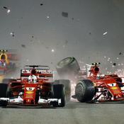 Vettel, Verstappen et Raïkkönen au tapis : à qui la faute à Singapour ?