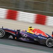Webber termine en trombe
