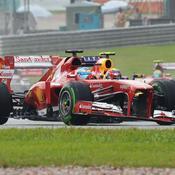 Alonso et son aileron