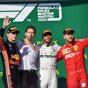 Formule 1 : Classement pilotes 2019