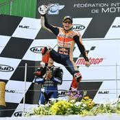 Grand Prix d'Allemagne : Marquez s'impose, les Français sombrent