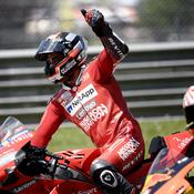 Grand Prix d'Italie : Une première pour Danilo Petrucci