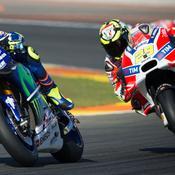 La MotoGP électrique, ce n'est pas pour demain