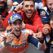 Moto GP : Le Mans sourit à nouveau à Marc Marquez