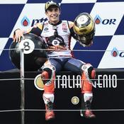 MotoGP : Malgré Quartararo, Marquez se pare d'une sixième couronne mondiale
