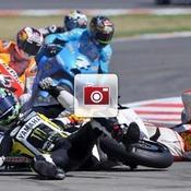 Moto GP San-Marin en images