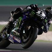 Moto GP : Vinales en pole au Qatar, les Honda instables