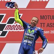 Zarco rate son pari, Rossi renoue avec la victoire