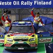 Mikko Hirvonen, Ford